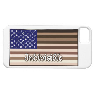 Indivisible Flag iPhone SE/5/5s Case
