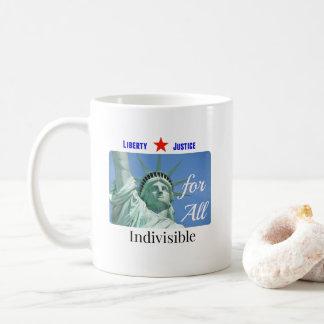 Indivisible for All Mug