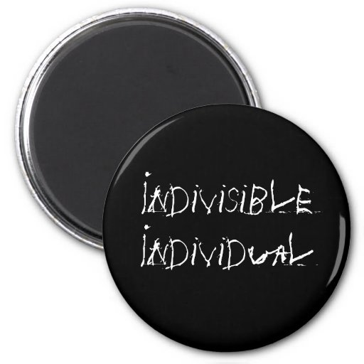 Indivisible Individual Magnet