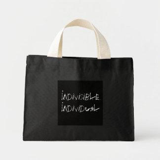 Indivisible Individual Mini Tote Bag