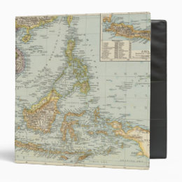 Indo china and Malaysian Archipelago Binder