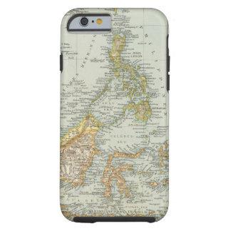 Indo china and Malaysian Archipelago Tough iPhone 6 Case