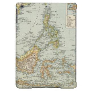 Indo china and Malaysian Archipelago iPad Air Cover