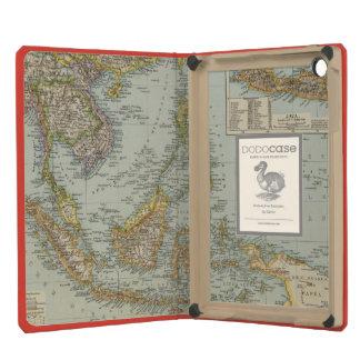 Indo china and Malaysian Archipelago iPad Mini Retina Covers