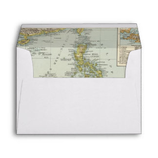 Indo china and Malaysian Archipelago Envelope