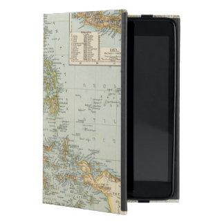 Indo china and Malaysian Archipelago iPad Mini Covers