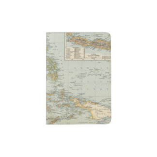 Indo china and Malaysian Archipelago Passport Holder