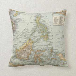 Indo china and Malaysian Archipelago Pillows