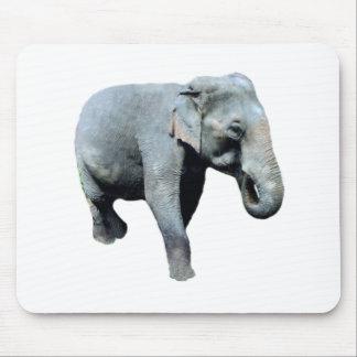 Indo-China Elephant 1p Left Mouse Pad