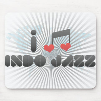 Indo Jazz Mouse Pad