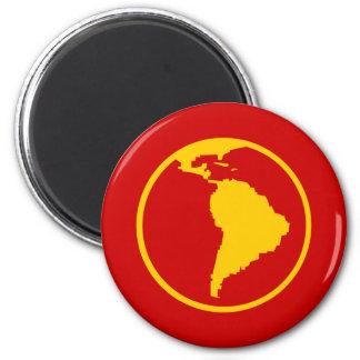 Indo los Estados Unidos de América, Panamá Iman De Frigorífico