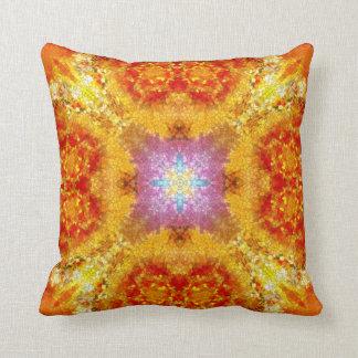 Indo-Mosaic-Mandala Pillow