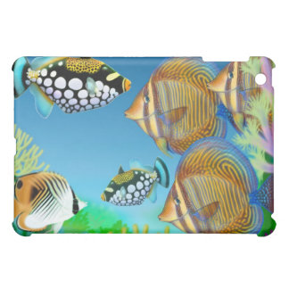 Indo Pacific Coral Reef Fish Speck Case Cover For The iPad Mini