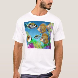Indo Pacific Reef Fish T-Shirt