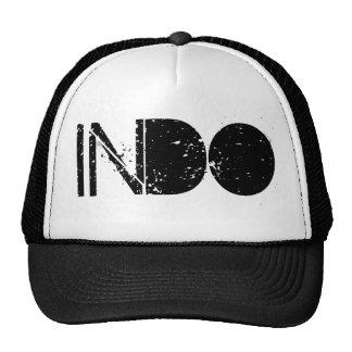 inDO Trucker Trucker Hat