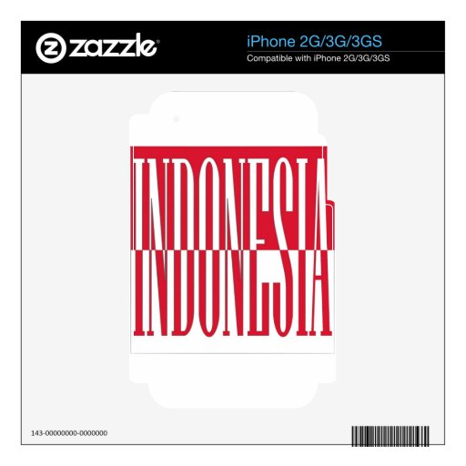 indobelang.jpg decal for the iPhone 3GS