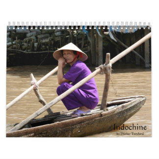Indochine Calendar