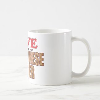 Indochinese Tiger Save Coffee Mug
