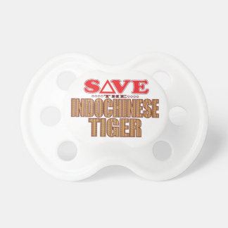Indochinese Tiger Save Pacifier