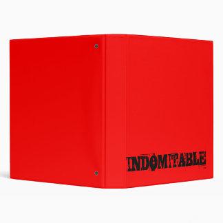 indomitable binder