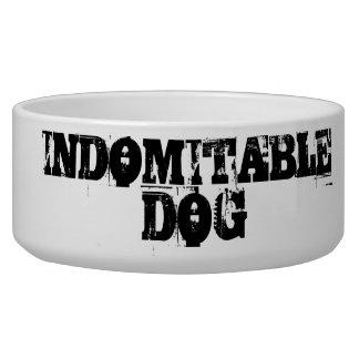 Indomitable Dog Bowl