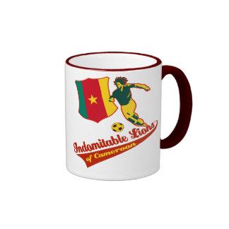 Indomitable Lions of Cameroon Mug