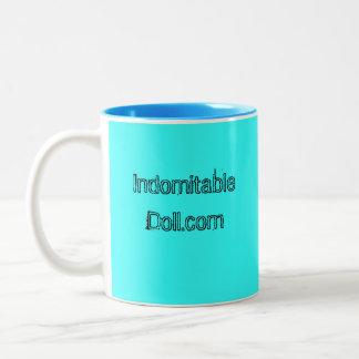 """IndomitableDoll.com """"I'M A LOONER Mug"""