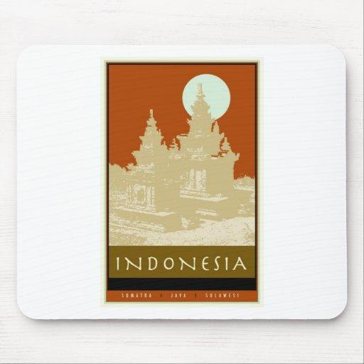 Indonesia Alfombrilla De Ratón