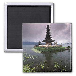 Indonesia, Bali, templo de Ulun Danu Imán Cuadrado