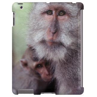 Indonesia, Bali, Ubud, Macaque Largo-atado 1 Funda Para iPad