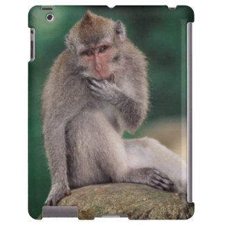 Indonesia, Bali, Ubud, Macaque Largo-atado 2 Funda Para iPad