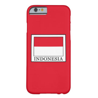Indonesia Barely There iPhone 6 Case