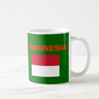 INDONESIA* Bold ID Coffee Mug