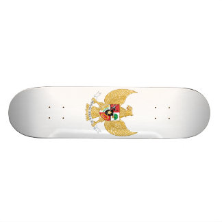Indonesia Coat Of Arms Skate Board Deck