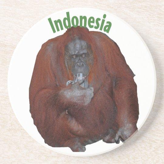 Indonesia Coffee Break Coaster