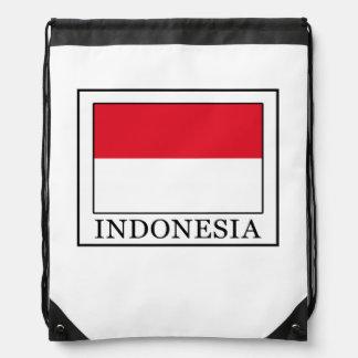 Indonesia Drawstring Bag