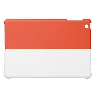 Indonesia Flag  Case For The iPad Mini