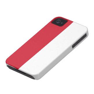 Indonesia Flag iPhone 4 Case-Mate Case