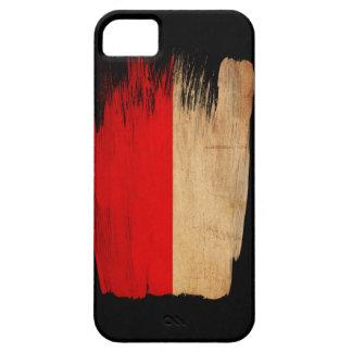 Indonesia Flag iPhone SE/5/5s Case