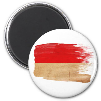 Indonesia Flag Magnets