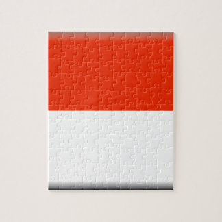 Indonesia Flag Jigsaw Puzzles