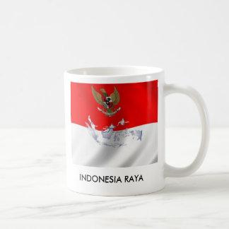 Indonesia, INDONESIA RAYA Taza