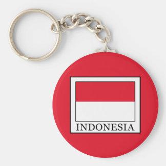 Indonesia Keychain