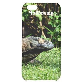 Indonesia Komodo Dragon Case For iPhone 5C