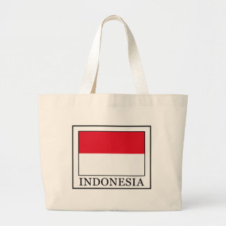 Indonesia Large Tote Bag