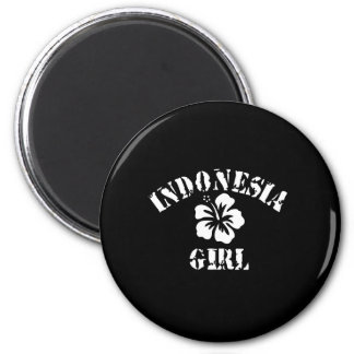 INDONESIA 2 INCH ROUND MAGNET