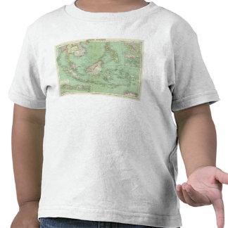 Indonesia, Malasia Camiseta