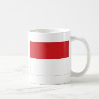 Indonesia National Flag Coffee Mug