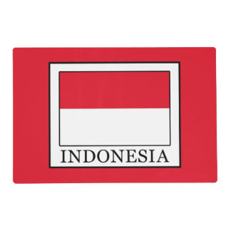 Indonesia Placemat