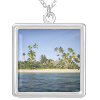 Indonesia, South Sulawesi Province, Wakatobi Silver Plated Necklace